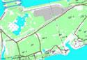 Карта-схема полуострова Копылово