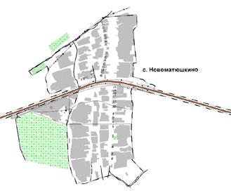 Село Новоматюшкино